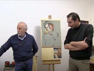 Workshop Mosaico di Dino Maccini a Piacenza