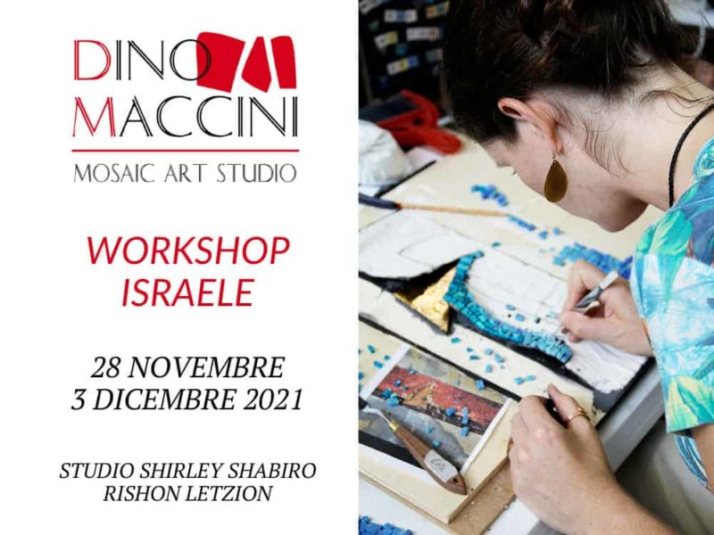 workshop Mosaico Dino Maccini