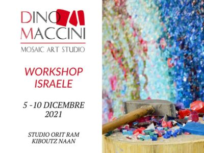 workshop Mosaico Dino Maccini